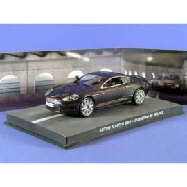 James Bond 58: ASTON MARTIN DBS (QUANTUM OF SOLACE) Eaglemoss Collection Cars-