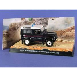 James Bond 65 Lander Rover Defender Eaglemoss Collection Cars-