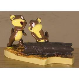 Looney Tunes Editions Atlas 17 Goofygophers Mac and Tosh-