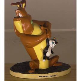 Looney Tunes Editions Atlas 31 Marc-Antoine and Pussyfoot-