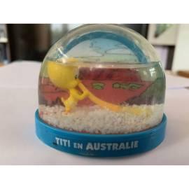 Boule de neige Looney Tunes Tweety en Australie Édition Atlas-