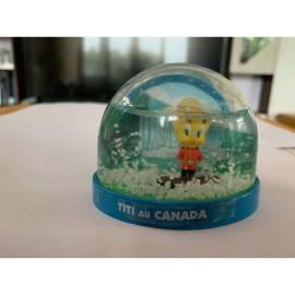 Boule de neige Looney Tunes Tweety au Canada Édition Atlas-