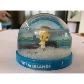 Boule de neige Looney Tunes Tweety en Irlande Édition Atlas-