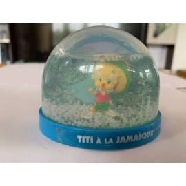 Boule de neige Looney Tunes Tweety en Jamaica Atlas Edition-