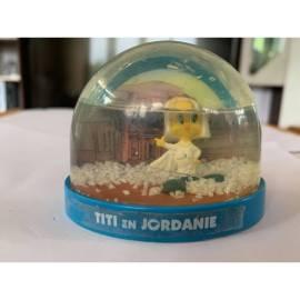 Boule de neige Looney Tunes Tweety dans Jordan Atlas Edition-