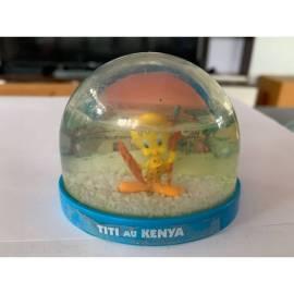 Looney Tunes Tweety snowball in Kenya Atlas Edition-