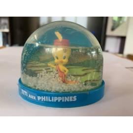 Boule de neige Looney Tunes Tweety aux Philippines Édition Atlas-