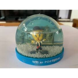 Boule de neige Looney Tunes Tweety au Portugal Édition Atlas-