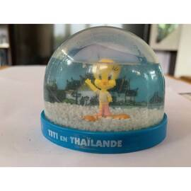 Boule de neige Looney Tunes Tweety en Thaïlande Atlas Edition-