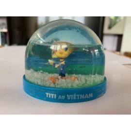 Boule de neige Looney Tunes Tweety au Vietnam Atlas Edition-