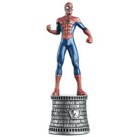 Marvel Chess Eaglemoss 01 SPIDER-MAN (WHITE KNIGHT)-