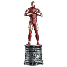 Marvel Chess Eaglemoss 02 IRON MAN (WHITE BISHOP)-