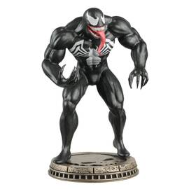 Marvel Chess Eaglemoss 09 VENOM (BLACK PAWN)-