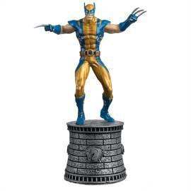 Marvel Chess Eaglemoss 55 X-Men Wolverine (White Knight)-
