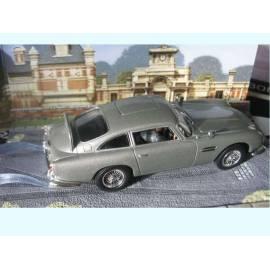 Voiture James Bond 06: ASTON MARTIN DB5 Eaglemoss Collection Cars-