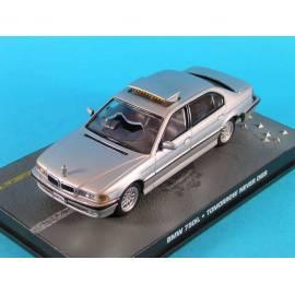 Voiture James Bond 16: BMW 750iL (DEMAIN NE MEURT JAMAIS)-