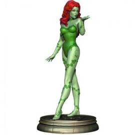 DC Chess Eaglemoss 09 Poison Ivy black pawn-