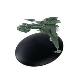 Eaglemoss Star Trek 035 22nd Century Klingon Bird-of-Prey Model-