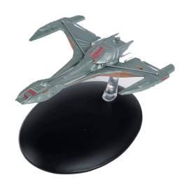 Eaglemoss Star Trek 041 Klingon Raptor-