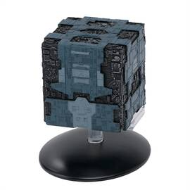 Eaglemoss Star Trek 058 Borg Tactical Cube-