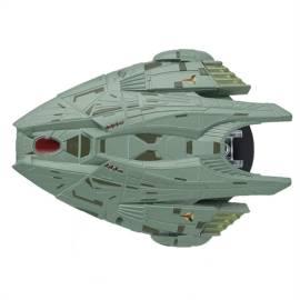 Eaglemoss Star Trek 071 Goroth's Klingon Transport Ship-