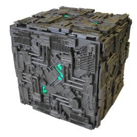 Eaglemoss Star Trek SPECIAL Borg Cube-