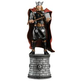 Marvel Chess Eaglemoss 08 THOR (WHITE BISHOP)-