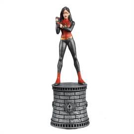 Marvel Chess Eaglemoss 81 Spider-Woman (Hero Bishop)-