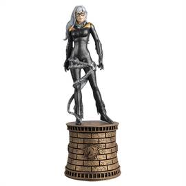 Marvel Chess Eaglemoss 86 Black Cat (Villain Knight)-