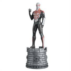Marvel Chess Eaglemoss 87 Spider-Man 2099 (Hero Rook)-
