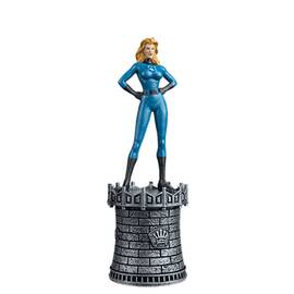 Marvel Chess Eaglemoss Special Invisible Woman UK subscribers only-