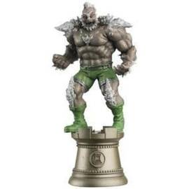 DC Chess Eaglemoss 55 Doomsday black rook-