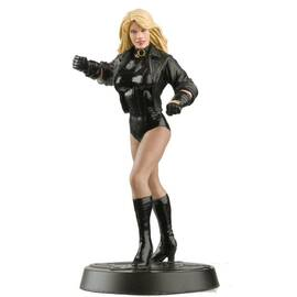 Eaglemoss DC Comics 054 Black Canary-