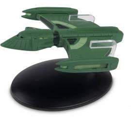 Eaglemoss Star Trek 090 Romulan Scout Ship-