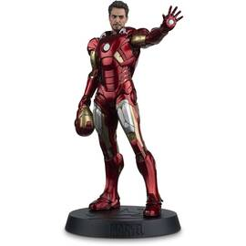 Eaglemoss Marvel Movies 001  Iron Man figurine-
