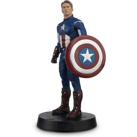 Eaglemoss Marvel Movies 003 Captain America Figurine-