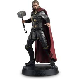Eaglemoss Marvel Movies 004 Thor Figurine (Thor The Dark World)-
