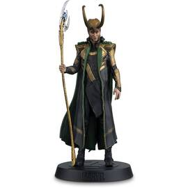 Eaglemoss Marvel Movies 005 Loki Figurine (The Avengers)-