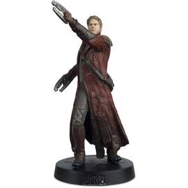 Eaglemoss Marvel Movies 007 Star-Lord Figurine (Guardians of the Galaxy)-