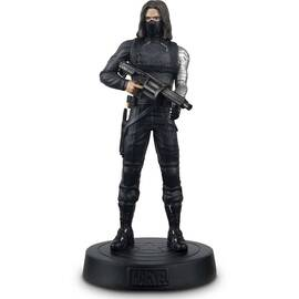 Eaglemoss Marvel Movies 010 The Winter Soldier Figurine-