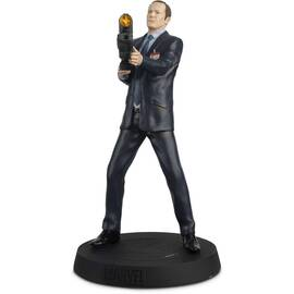 Eaglemoss Marvel Movies 021 Agent Coulson Figurine (Avengers Assemble)-