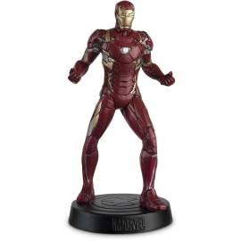 Eaglemoss Marvel Movies 031 Iron Man Figurine (Mark XLVI)-