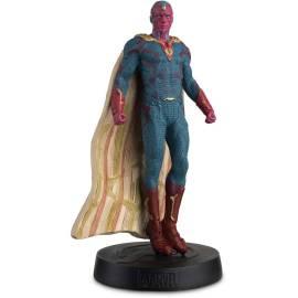Eaglemoss Marvel Movies 034 The Vision Figurine-