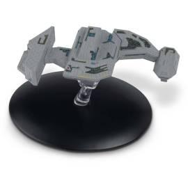 Eaglemoss Star Trek 073 Borg Renegades' Ship-