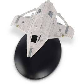 Eaglemoss Star Trek 074 Bajoran Raider-
