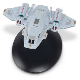 Eaglemoss Star Trek 078 U.S.S. Voyager's Aeroshuttle-