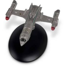 Eaglemoss Star Trek 084 United Earth Starfleet NX-Alpha-