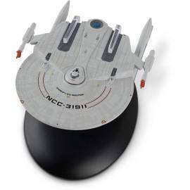 Eaglemoss Star Trek 091 U.S.S. Saratoga NCC-31911-