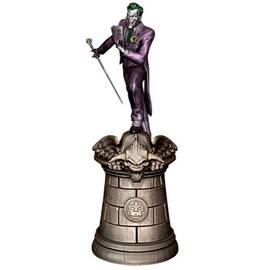 DC Chess Eaglemoss 02 Joker black king-