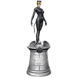 DC Chess Eaglemoss 05 Catwoman white queen-